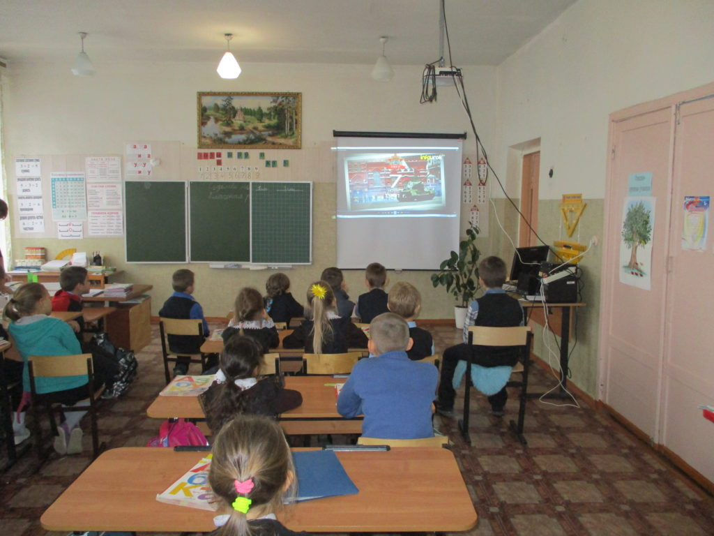 занятие презентация начальные классы